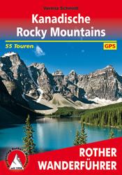 Rother Wanderführer Kanadische Rocky Mountains Literatur