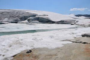 Gletscher in den Kanadischen Rockies